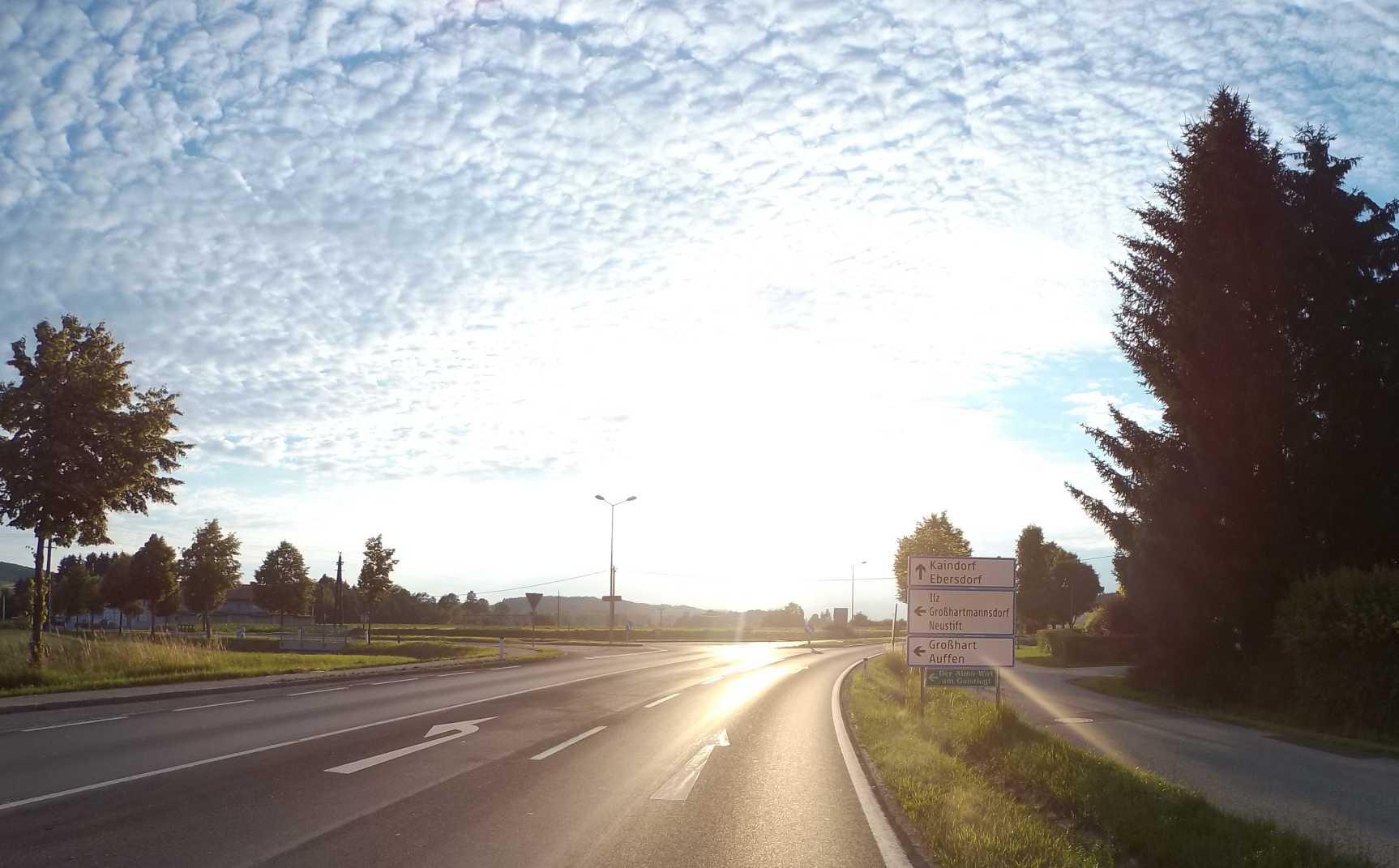 5. Haid-Glockner-Haid 1000 km Brevet – Tag 2