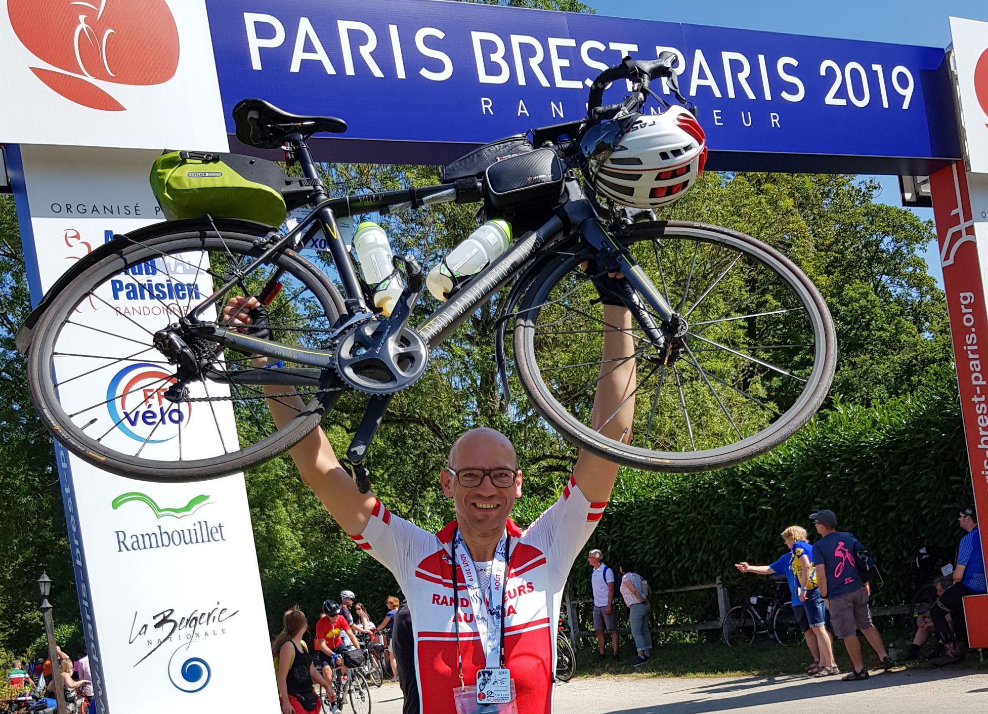 Paris-Brest-Paris 2019 er-fahren!
