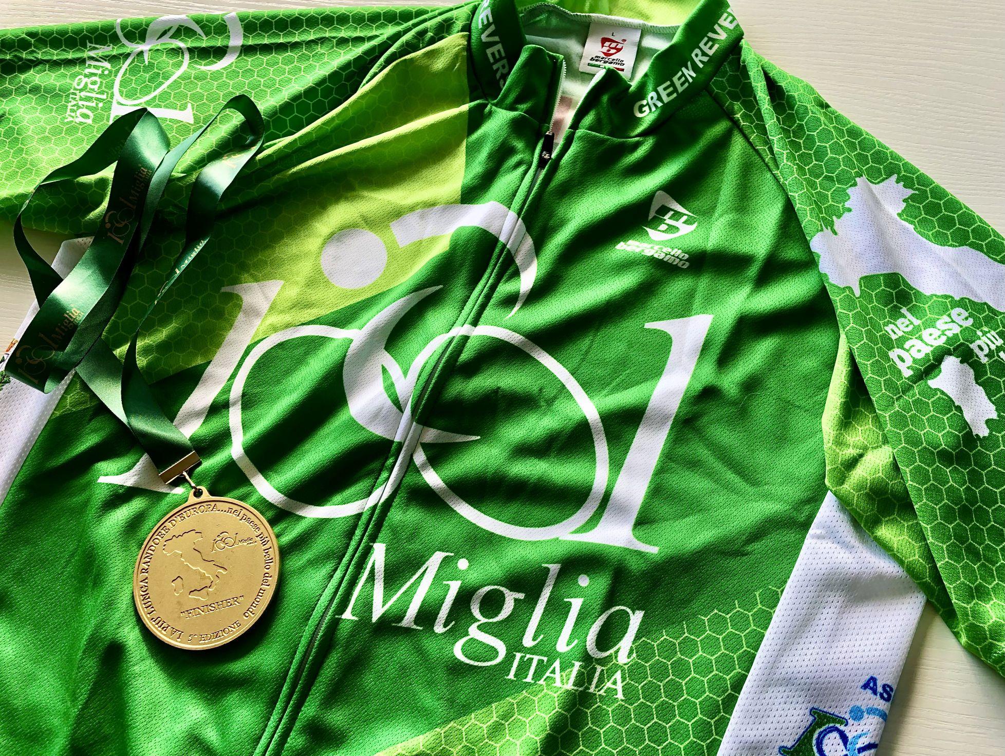 1001 Miglia Italia – 5 lange Tage
