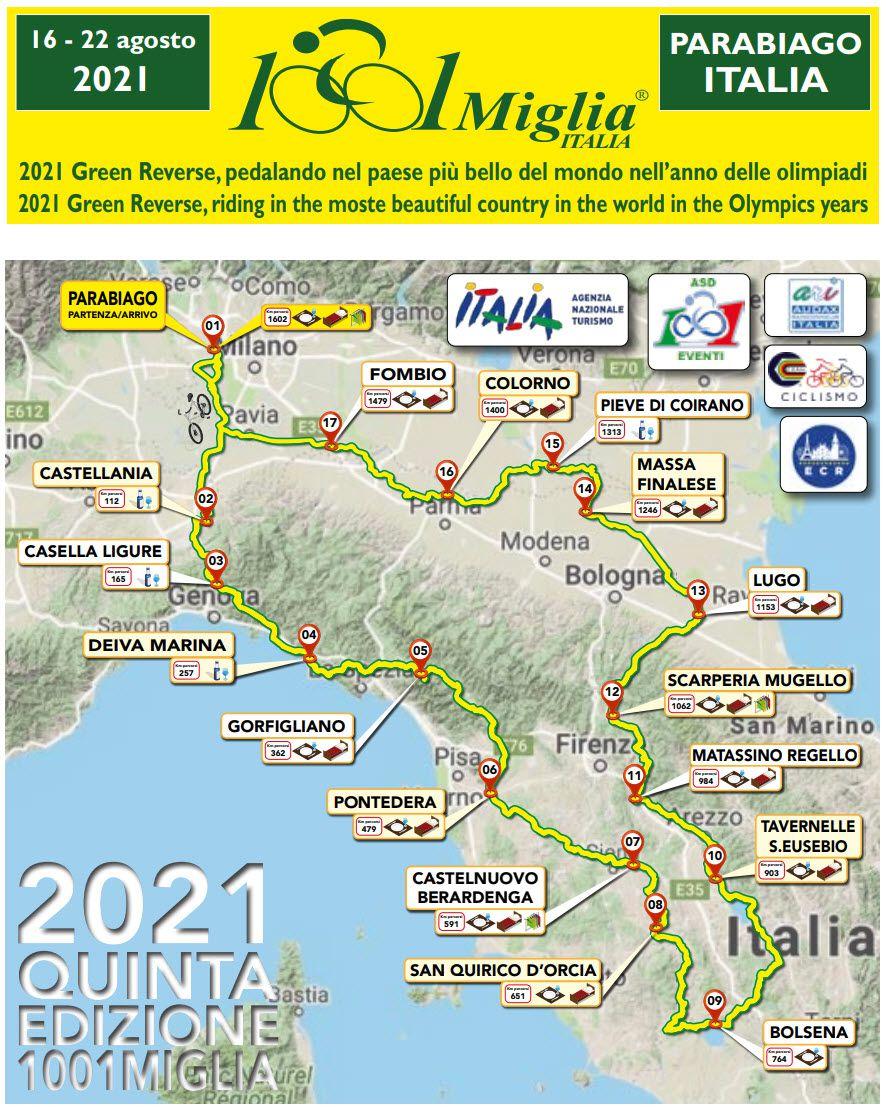 1001 Miglia Italia finished (en)