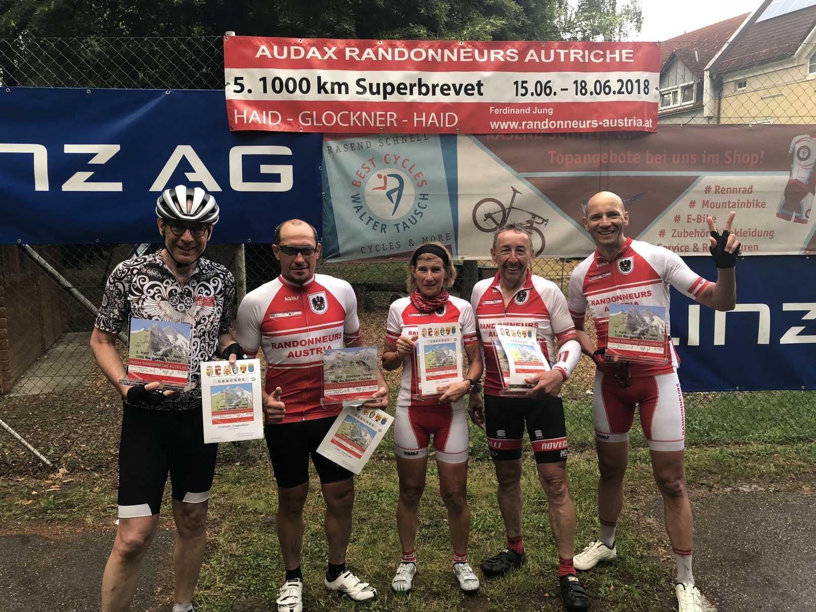 5. Haid-Glockner-Haid 1000 km Brevet – Tag 3